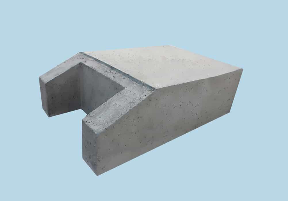 Упорные блоки