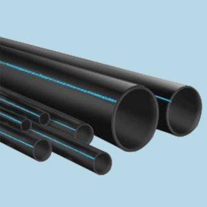 Трубы пластиковые ПНД