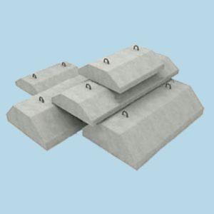 Железобетонные плиты ленточных фундаментов