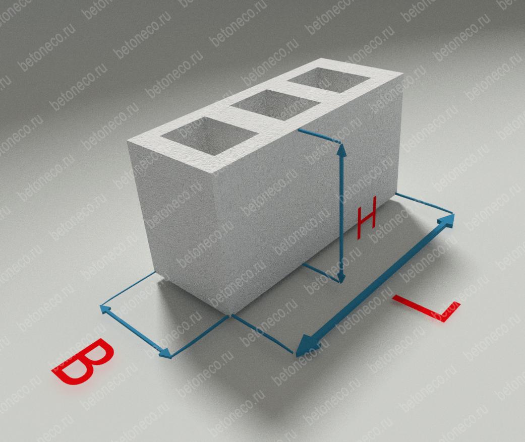 Дырчатые блоки